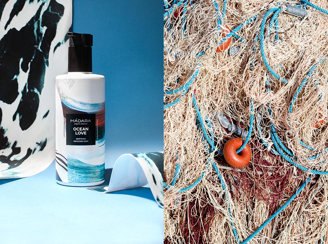 OCEAN LOVE MADARA Organic cosmetics