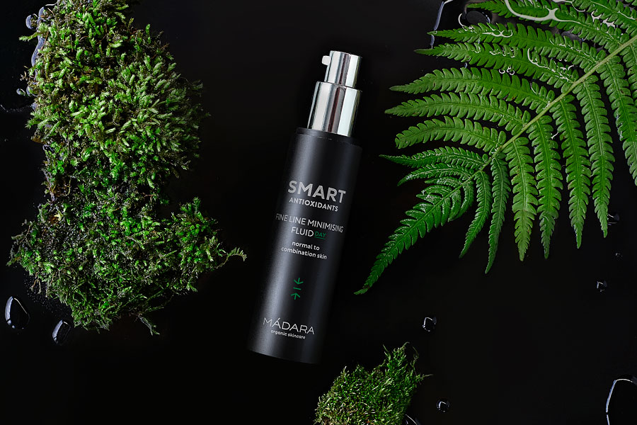 Smart Antioxidants Fine Line Fluid