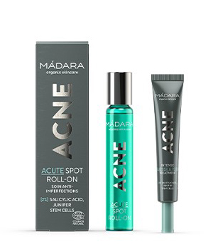 MADARA COSMETICS anti-acne products