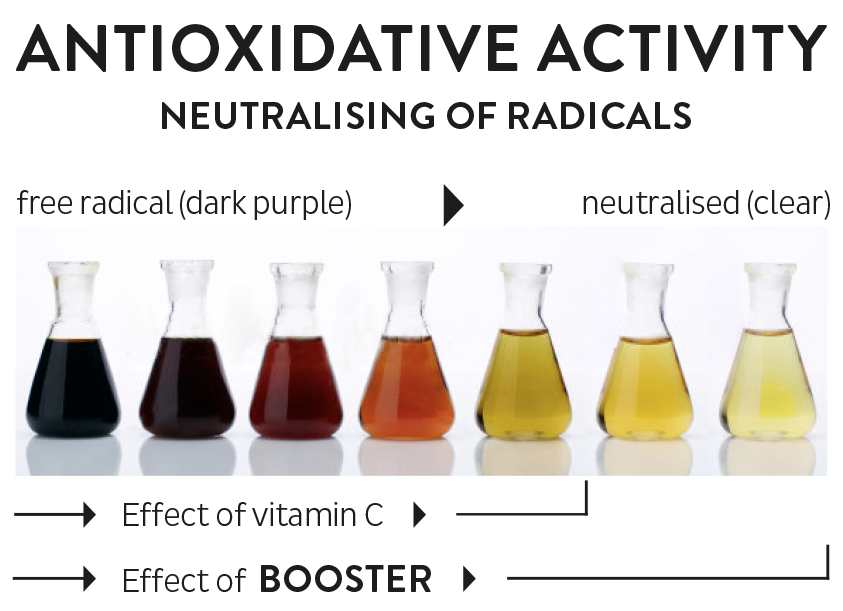 NEUTRALISING OF RADICALS, MADARA COSMETICS