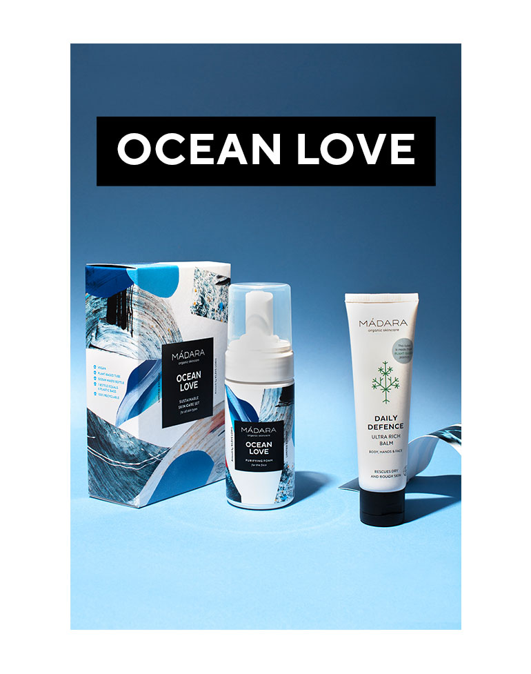 MADARA organic cosmetics