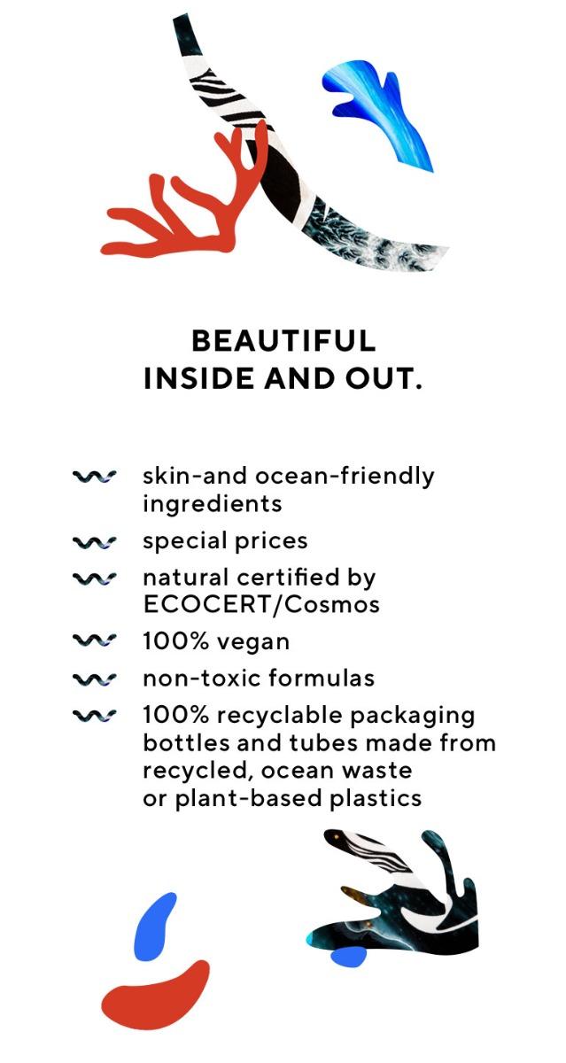 Purifying Foam MADARA Cosmetics Ocean Love
