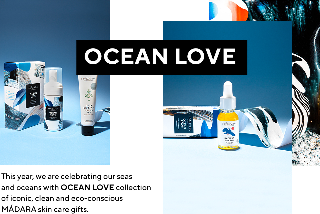 MADARA OCEAN LOVE