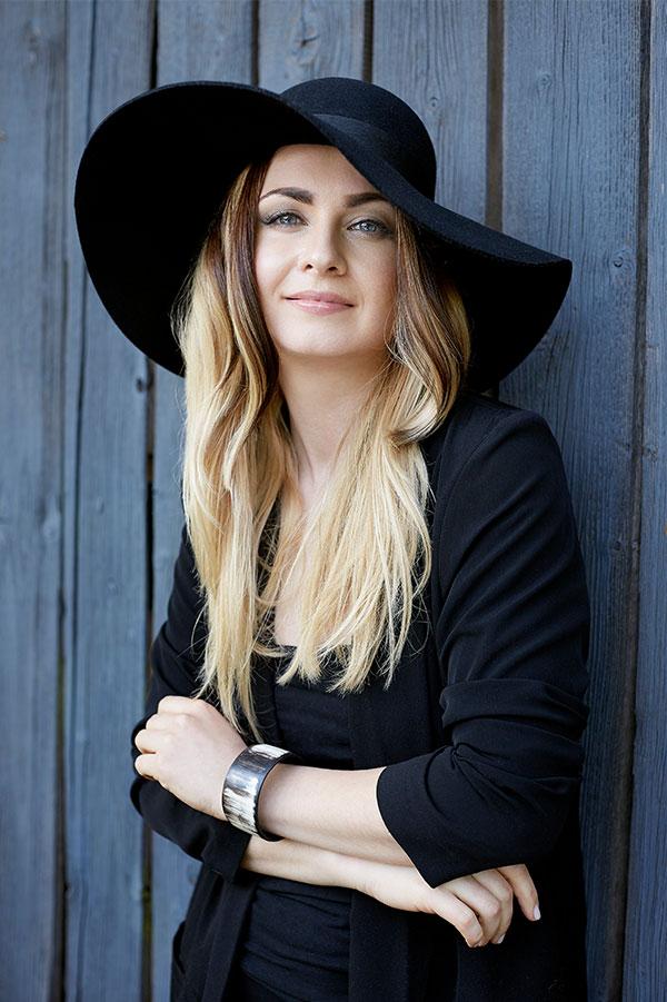Madara founder Lotte Tisenkopfa-Iltnere
