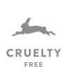 <!-- Cruelty Free -->